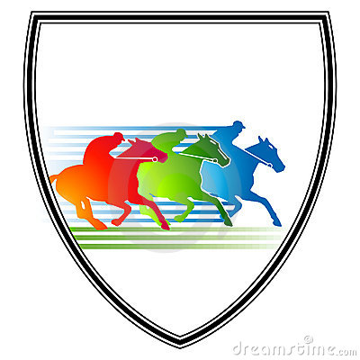 Horse Race-meeting Royalty Free Stock Image - Image: 14265726