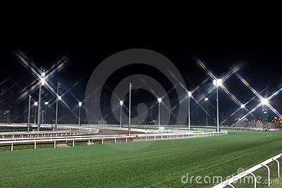 Horse Race Track
