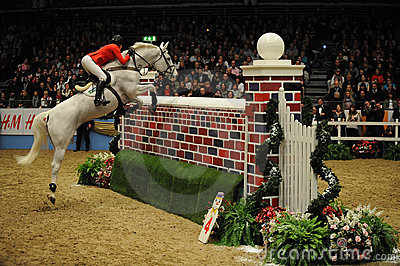 Horse show Editorial Photo