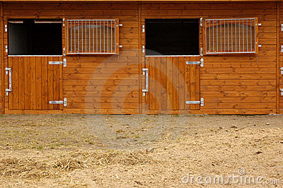 Horse Stable Stock Photography - Image: 1439102