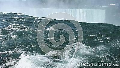 Horseshoe Falls in Niagara, NY -01