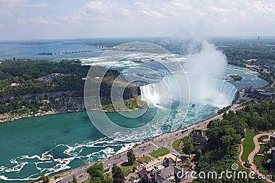 Horseshoe Waterfall, Niagara Falls, Canada