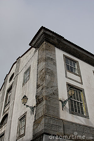 Horta historic building