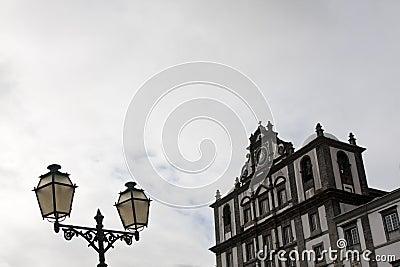 Horta historic building