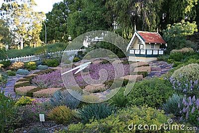 Horticultural Clock
