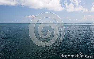 Horyzontu ocean