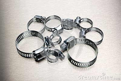Hose clamp assortment