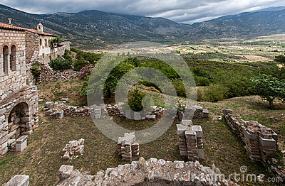 Hosios Loukas Греция