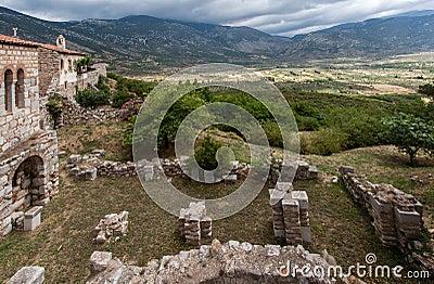 Hosios Loukas Grekland