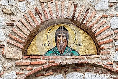 Hosios Loukas Monastery Greece