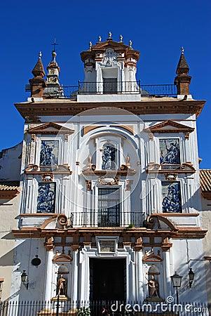 Hospital de la凯瑞-戴兹,塞维利亚,西班牙。