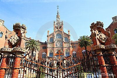 Hospital de la Santa Creu i de Sant Pau
