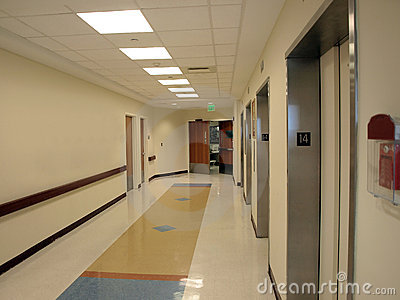 Hospital Hallway Stock Photography - Image: 7066242