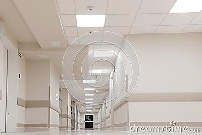 HOSPITAL OFFICE HALL