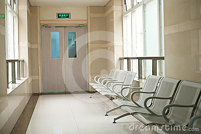 Hospital rest area