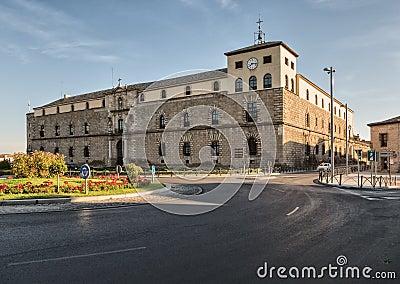 Hospital Tavera Stock Photo - Image: 59703266
