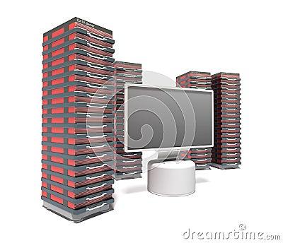 Hosting Server Farm