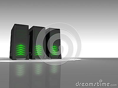 Hosting Servers