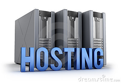 Hosting word and Servers