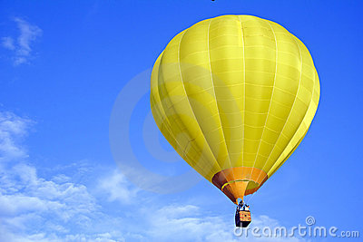 Hot-air ballon