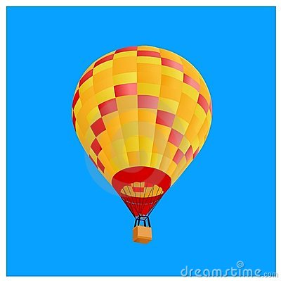Hot air ballon 3