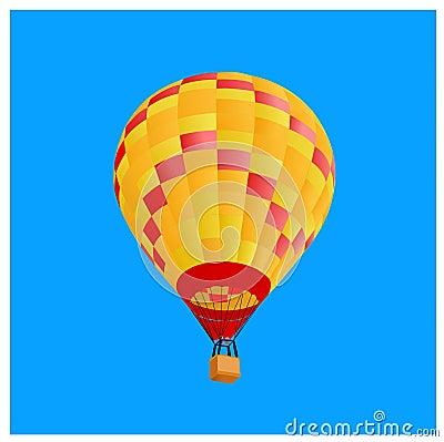 Hot air ballon 3