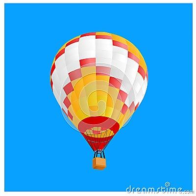 Hot air ballon 4