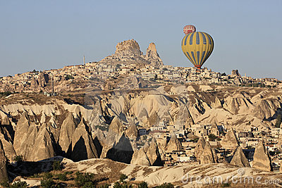 Hot Air Ballons Editorial Image