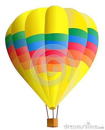 Free Hot Air Balloon Royalty Free Stock Photography - 12059027