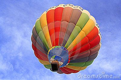 Hot Air Balloon Stock Photo - Image: 1437030