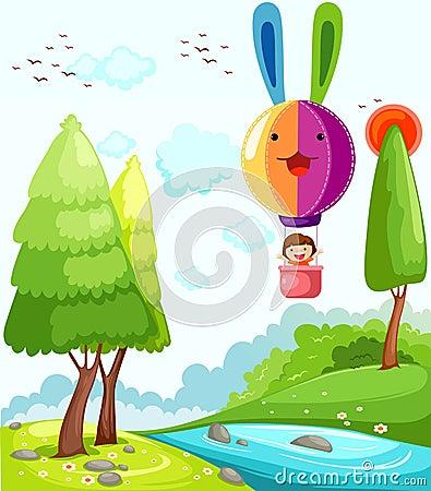 Free Hot Air Balloon Royalty Free Stock Photo - 16820715