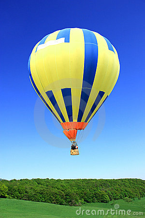 Free Hot Air Balloon Royalty Free Stock Images - 18277429