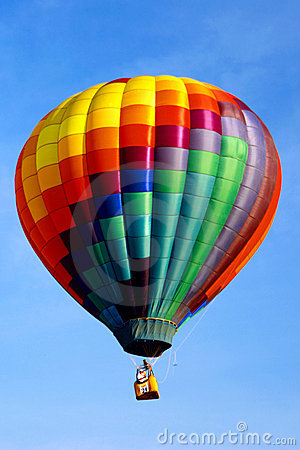 Free Hot Air Balloon Royalty Free Stock Photo - 2515995