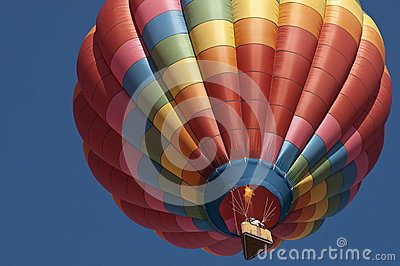 Hot air balloon,