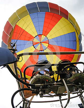 Hot Air Balloon Stock Images - Image: 25700734