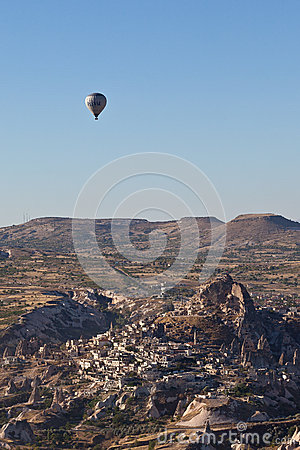 Hot Air Balloon Editorial Stock Image