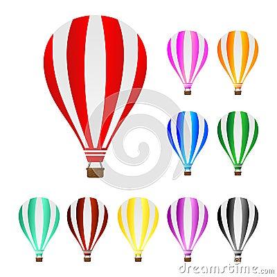 Free Hot Air Balloon Royalty Free Stock Image - 41101396
