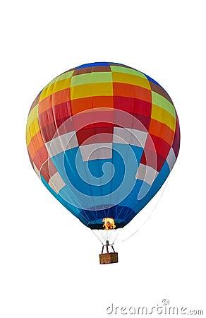 Free Hot Air Balloon Royalty Free Stock Photography - 57057837