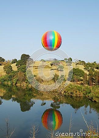 Free Hot Air Balloon Stock Image - 8706071