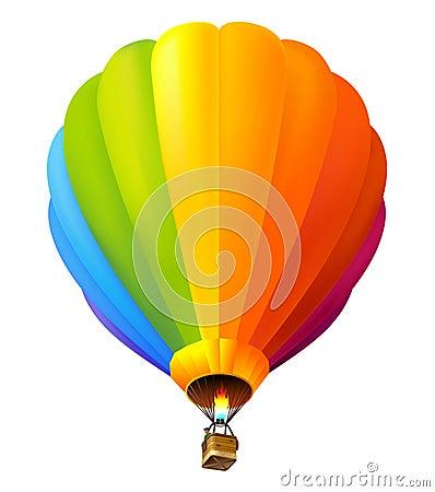 Free Hot Air Balloon Royalty Free Stock Photography - 8900137