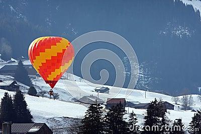 Hot Air Balloon Festival Editorial Photography