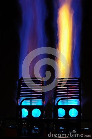 Free Hot Air Balloon Flames Royalty Free Stock Photos - 103078828