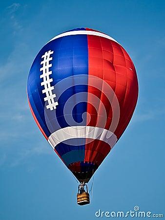 Hot Air Balloon Football