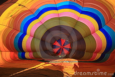 Hot Air Balloon Putrajaya Editorial Stock Image