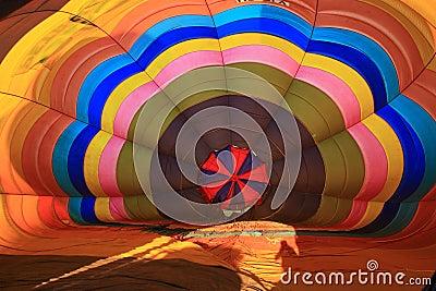 Hot Air Balloon Putrajaya Editorial Stock Image