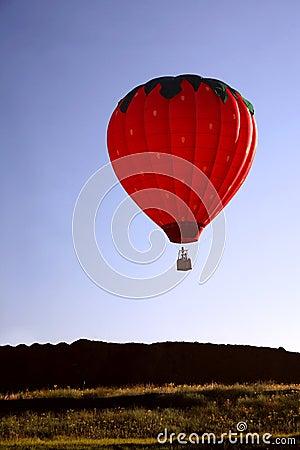 Free Hot Air Balloon Ride Closeup Stock Photos - 953703