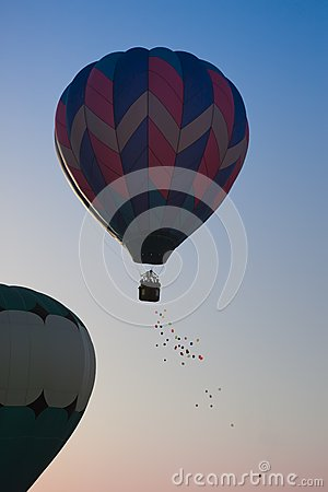 Hot Air Balloon Toss
