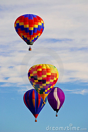 Free Hot Air Balloons Royalty Free Stock Photo - 13762445