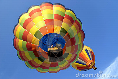 Hot air balloons 4