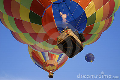 Hot air balloons 6